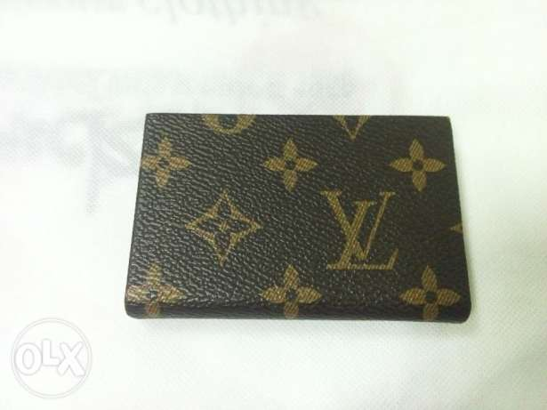 louis vuitton key and card and money holders