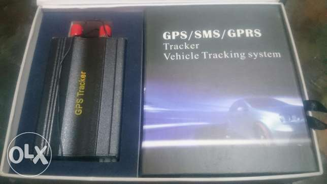 GPS TRACKER (GPS/SMS/GPRS) vehicle tracking system