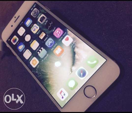 iphone 6 - 16 G - gold