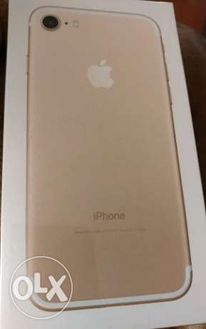 new iPhone 7 32 gb sealed