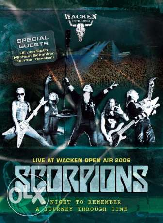 Scorpions: Live at Wacken Open Air 2006 6 أكتوبر -  1