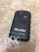 Phottix IR Remote for canon from UAE