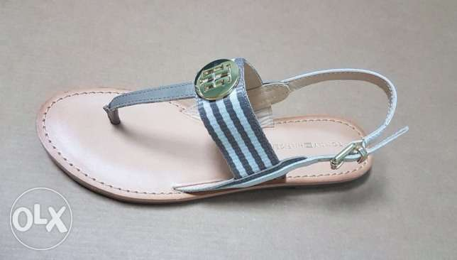 Original Tommy hilfiger women sandal from europe with box