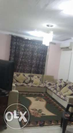 Flat in Kawther, in the front of Metro. 150 sqm, 3 bedr, 2 reception