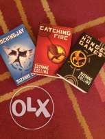 the hunger games series for sale