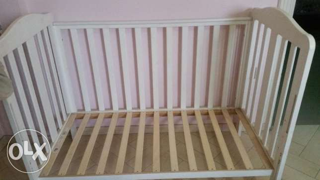 Mother care baby bed
