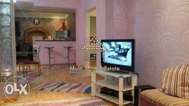 For rent apartment in Degla Maadi with jacuzzi دجله المعادي