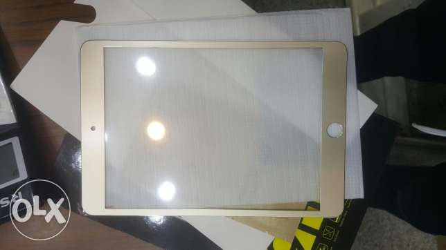 iPad mini 3D screen protector