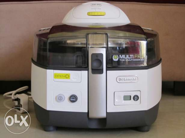 Delonghi Low oil frier (perfect condition)