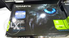 Gt 730 nividia ddr5 brand new 2g sealed ضمان مترا