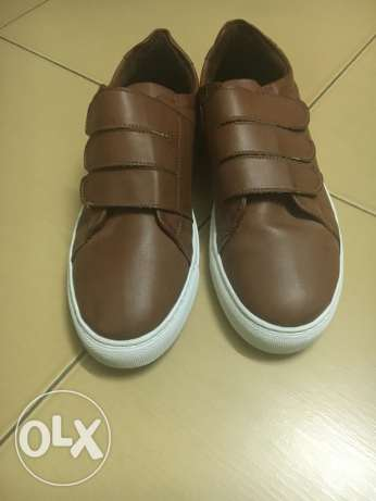 Dollaby Shoes Camel Brown