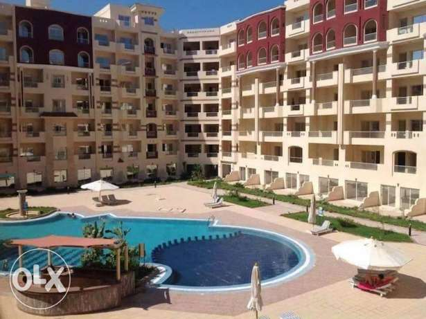 Studio for sale with pool view in Compound. Arabia area. الغردقة -  2