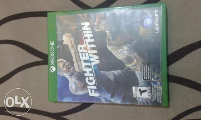 Fighter withen for xbox one kinect