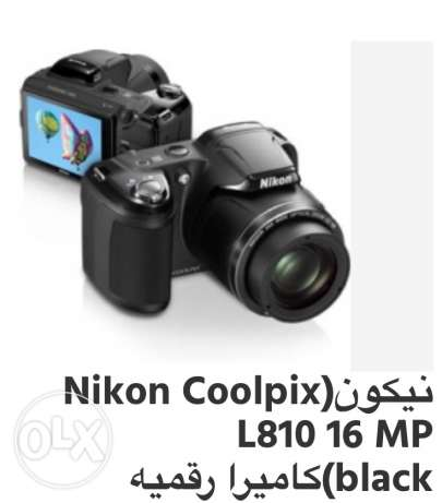 Nikon coolpix L810 16 MP