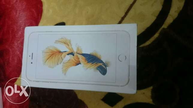 Iphone 6s plus 64GB gold حدائق القبة -  1