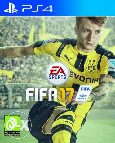 FIFA 17 PS4 great condition