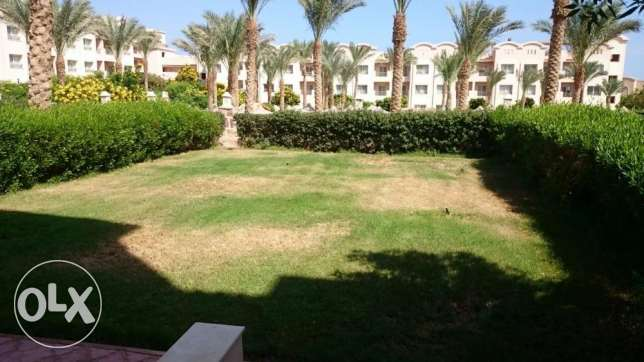 2-bedrooms Flat with private garden, sea and pool view الغردقة -  7