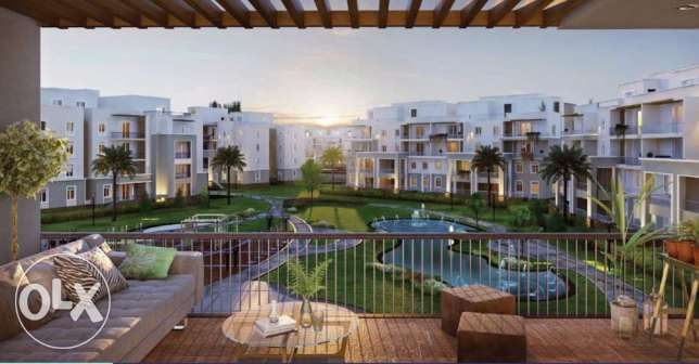 SODIC_ October Plaza Apartments for sell In