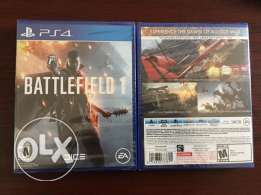 Battlefield 1 (New and Sealed)