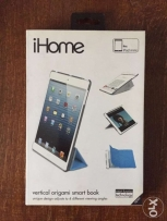 iPad mini smart book/cover (iHome SEALED) جراب سمارت ايباد ميني