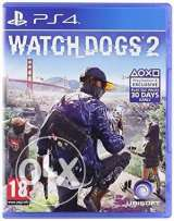 watch dogs 2 playstaion 4 ps4 new and sealed