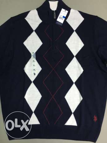 Original uspolo assn pullovers for 780 LE with tags التجمع الخامس -  1