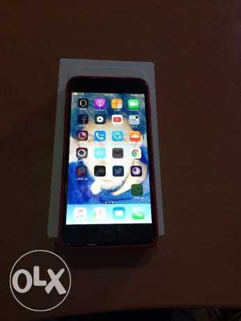 iphone 6 plus 64 gb black&gray السادات -  2