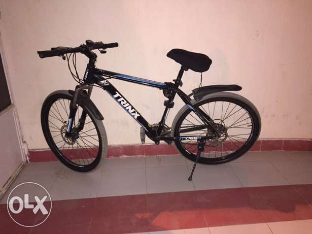 trinx bike for sale العبور -  8