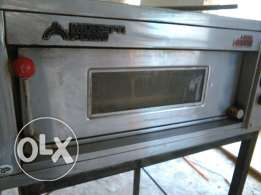Pizza oven made in ITALIY 220V with stand