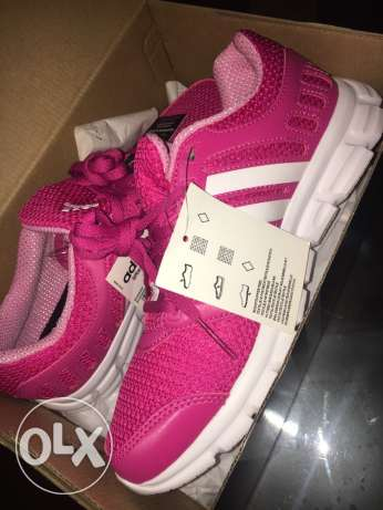 New original adidas running shoes for women never used before Siza 38. سموحة -  1