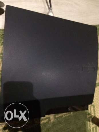 ps3 with 2 controllers with 17 gamesقابل للتعديل مدينة نصر -  3