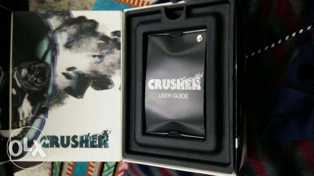 "GREAT DEAL - SkullCandy Crusher Brand New ""Unboxed"" 6 أكتوبر -  1"