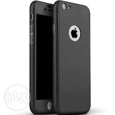 iphone 7/7+/6/6+/5S 360 Protection Case with screen protector