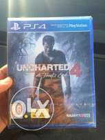 Ps4 cd games Last of us Uncharted 4