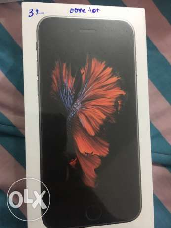 NEW Iphone 6s 32g