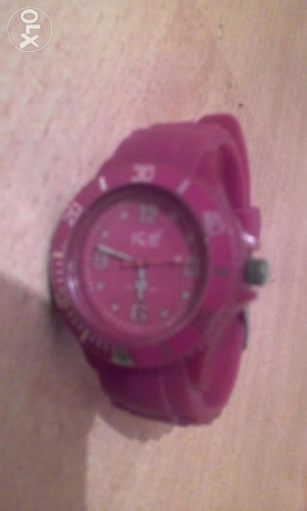 Ice watch rarely used
