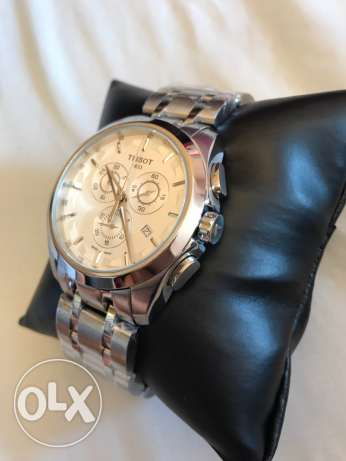 premium first high copy Tissot Brand new watch for males