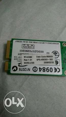 Wireless network Adapter (Card) HP