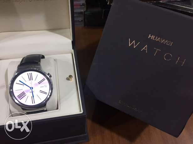 Huawei Smart Watch As New / Very Very Good Conditio / All accessories مدينة نصر -  5