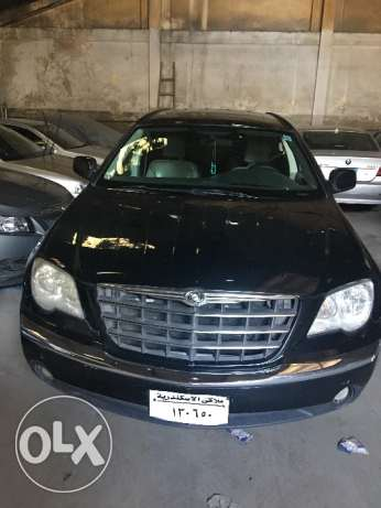 Chrysler Pacifica in v.g condition