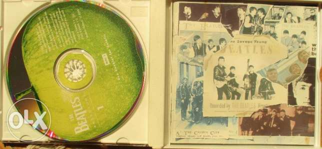The Beatles (Anthology) part (1) 2CDS مصر الجديدة -  4