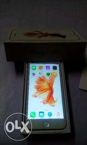 iphone s 6 plus new for sela frist high copy ب2450 ج مصر الجديدة -  3