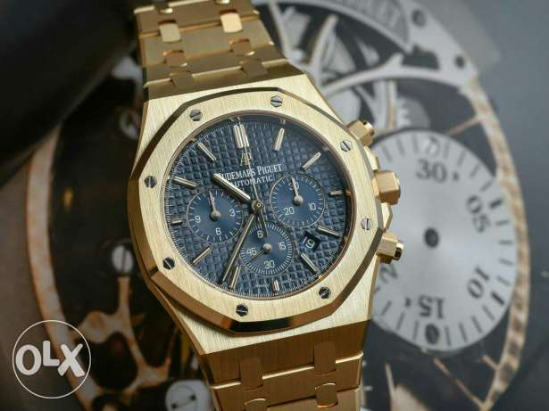 AP Gold Watch