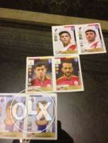 Fifa World Cup panini cards