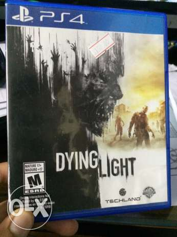Dying light for sale or trade