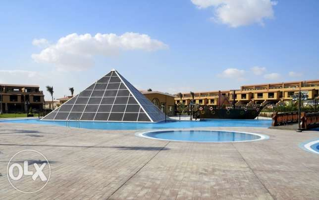Twin House for sale Pyramids Waik – 6 of October 6 أكتوبر -  4