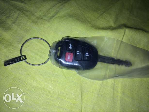 corolla car key مفتاح كورولا