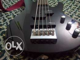 Ltd B-55 bass guitar
