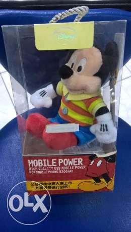 Disney power bank