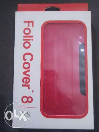 Lenovo tab2 a8-50 \ flip cover -RED